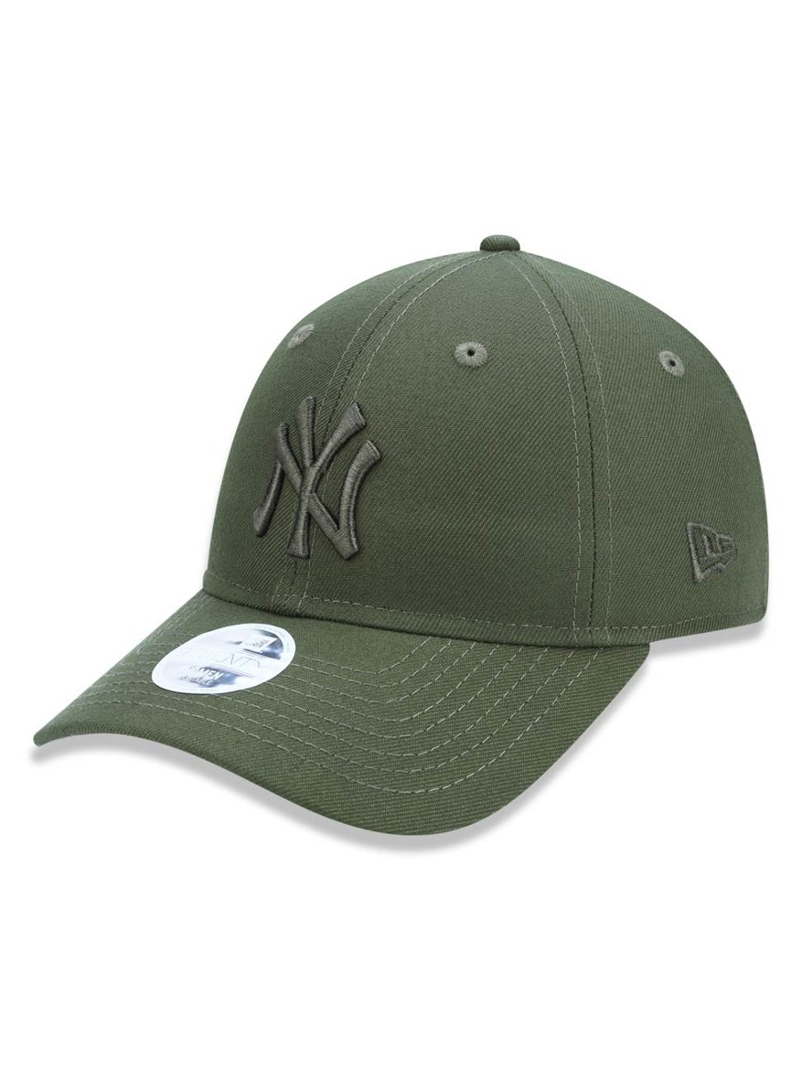e3dedf36d5a86 Bone 920 New York Yankees Mlb Aba Curva New Era 43417 - R  139
