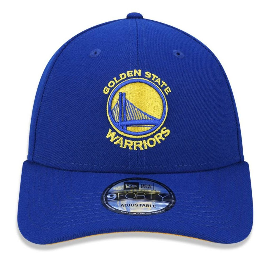 boné 940 golden state warriors nba - new era azul. Carregando zoom. cc7c8ed4b9b