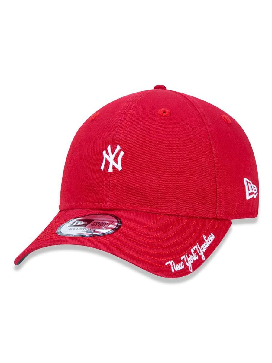 bone 940 new york yankees mlb aba curva vermelho new era. Carregando zoom. cc6932f55a3