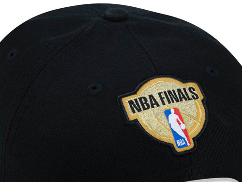 Bone 950 Golden State Warriors Nba Aba Reta Preto New Era - R  159 ... 3741f8122e5