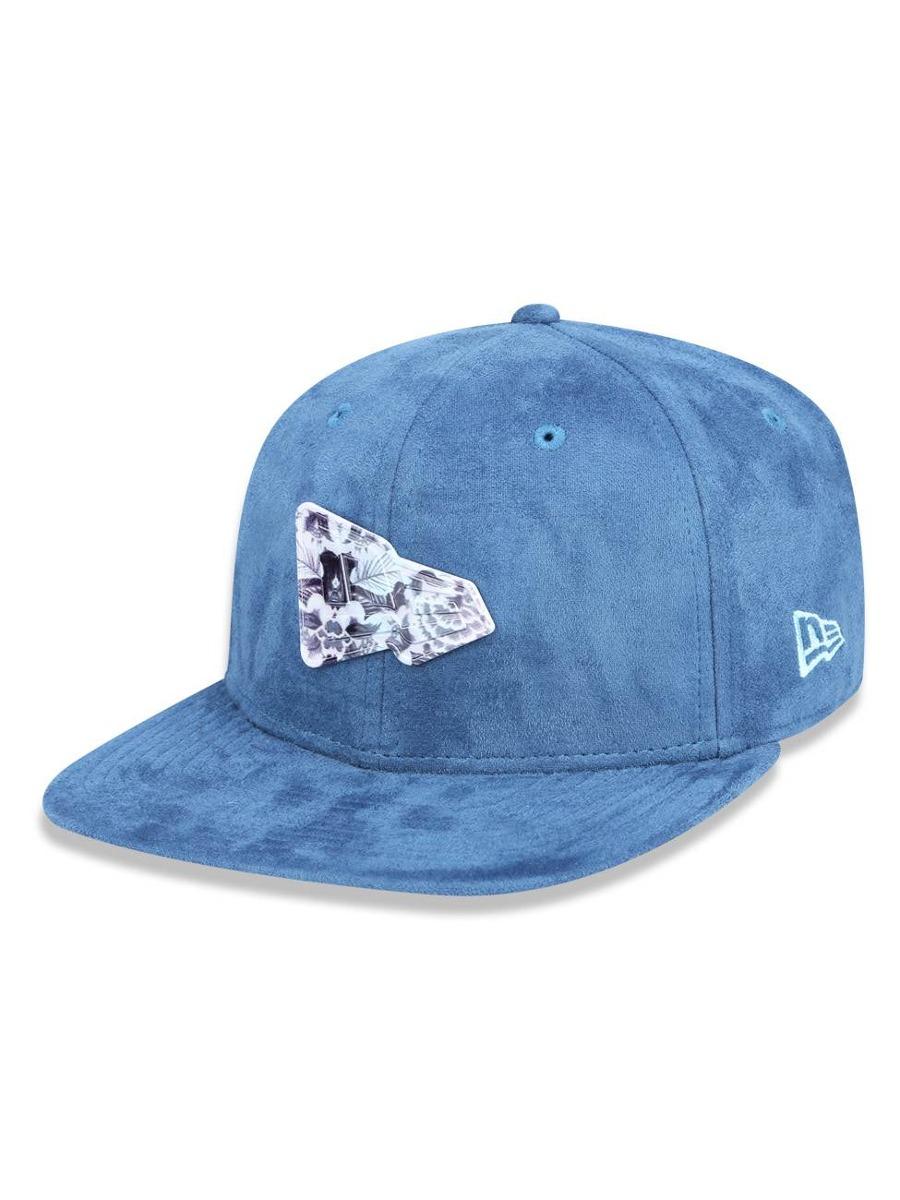 bone 950 original fit branded aba reta snapback azul new era. Carregando  zoom. 2795ffabf87