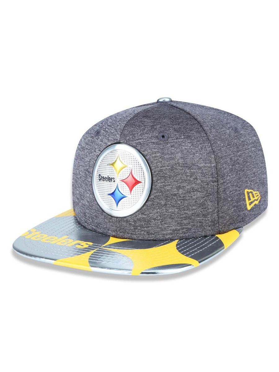 bone 950 original fit pittsburgh steelers nfl new era. Carregando zoom. ed87c67d3a5