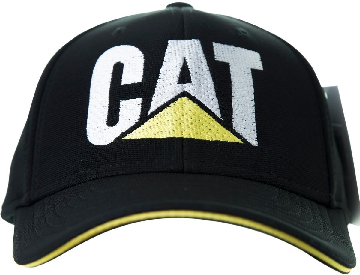 1c628f443dbcb boné aba curva caterpillar cat bordado aberto. Carregando zoom.