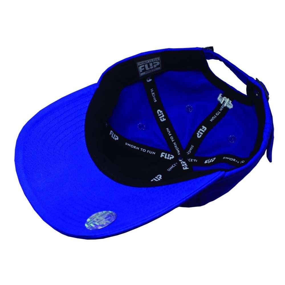 cbf6882f3e499 bone aba curva flip skateboards strapback london bus dad hat. Carregando  zoom.