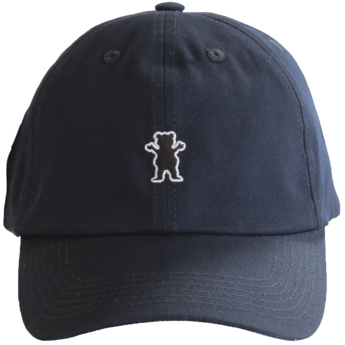bone aba curva grizzly original strapback og bear dad cores. Carregando  zoom. c01f8f8a2e0