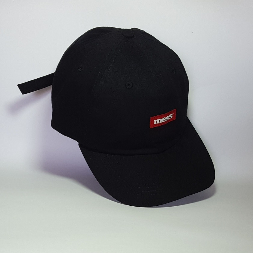 Boné Aba Curva Mess Lifestyle Detail Strapback Dad Hat - R  79 c788ee3a95b