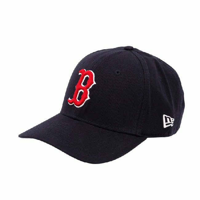 Boné Aba Curva Mlb Boston Red Sox Azul Marinho Ajustável New - R ... 42d3b48fe1d