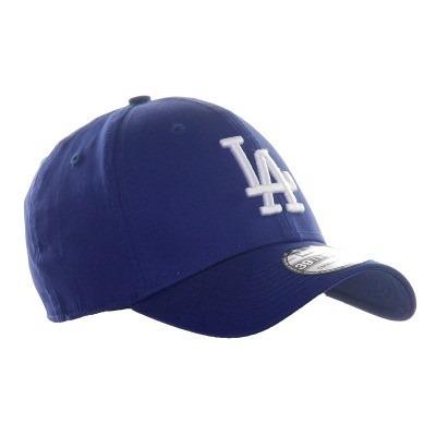 318eca7ab Boné Aba Curva Mlb Los Angeles Dodgers Azul - Ajustável - R  149