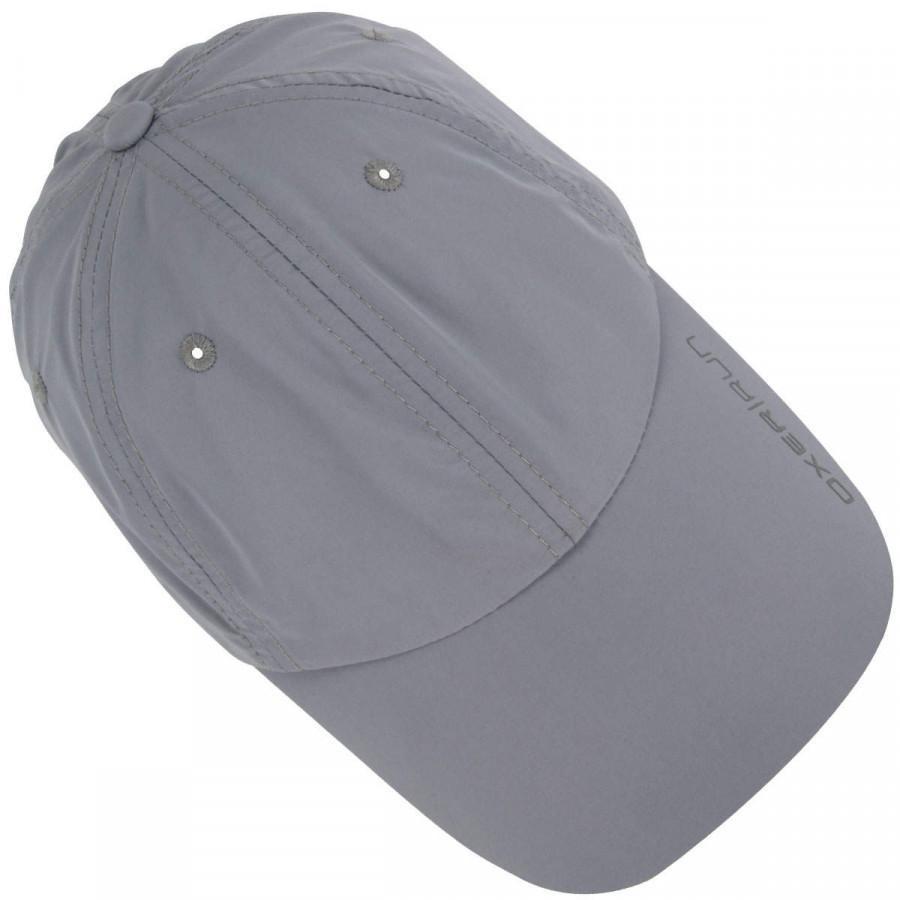 boné aba curva oxer speed - strapback - adulto - cor cinza. Carregando zoom. d4cb3a6f449