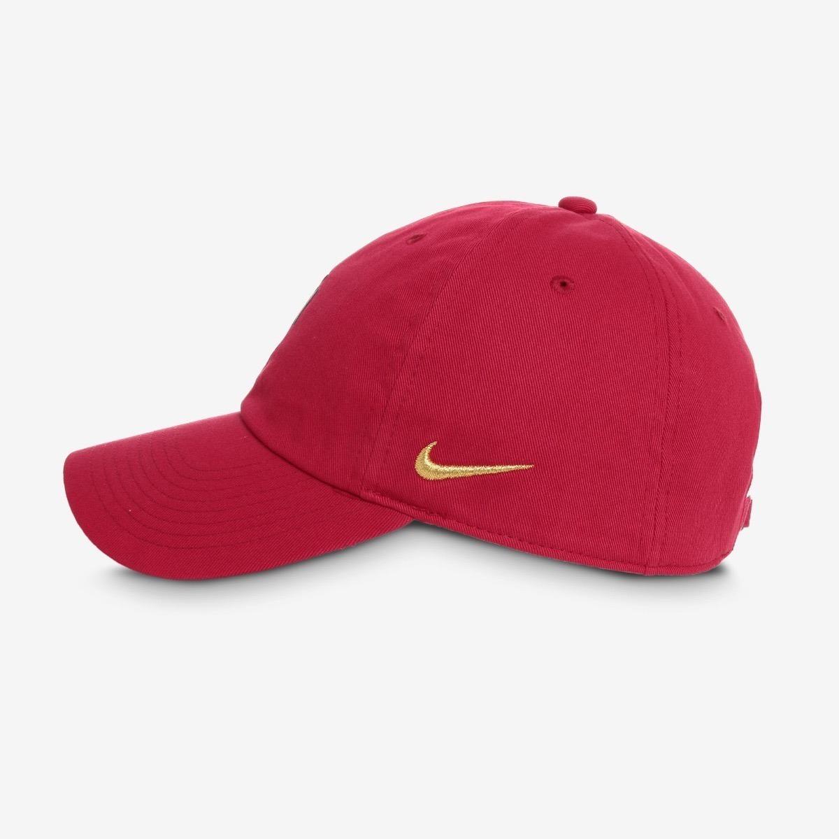 3a6431dc745e0 Boné Aba Curva Portugal 2018 H86 Core Nike - 898024 - R  79