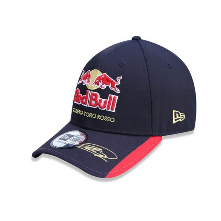 Boné Aba Curva Red Bull Formula 1 Toro Rosso Bon016 New Era - R  68 ... 0322b77d7b3