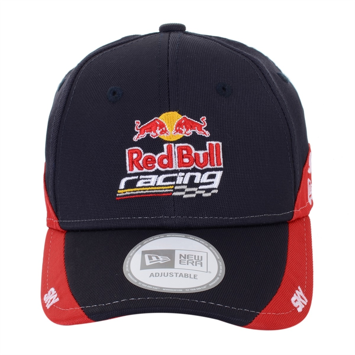 boné aba curva red bull racing infantil bon021 new era. Carregando zoom. 1939b828815