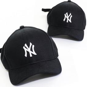 2ec46b10e9 Bone Aba Curva Trucker New York Yankees Snapback Promoção !