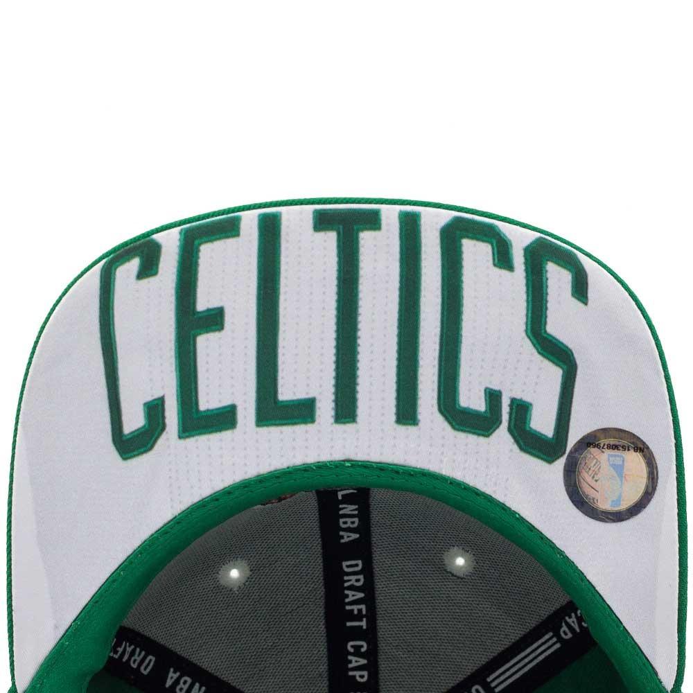 boné aba reta adidas snapback flatcap boston celtics - nba. Carregando zoom. 7b08cf222ee