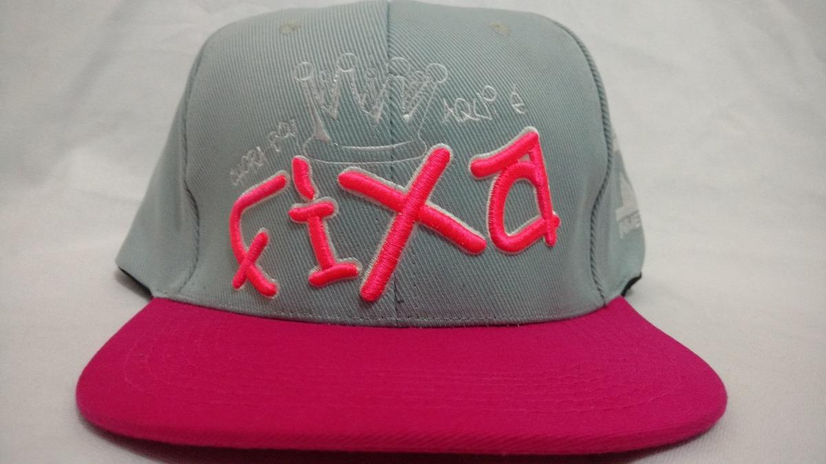 boné aba reta choraboy aqui é fixa aba pink com regulagem. Carregando zoom. f25aad3bc14