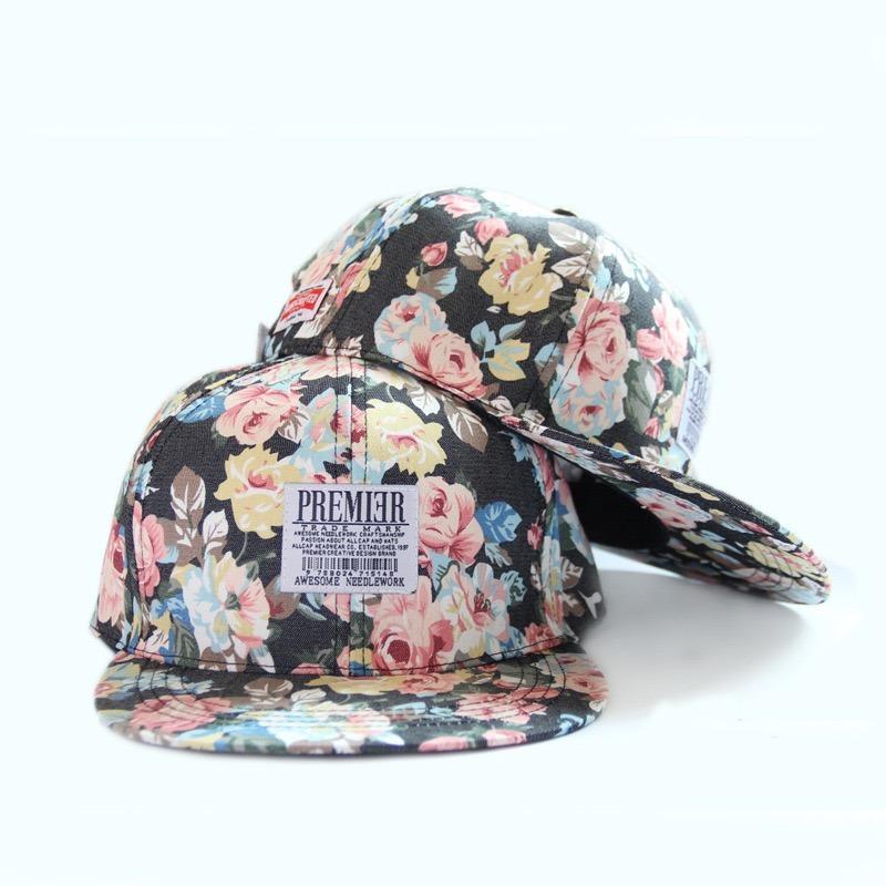 218ee3d959 boné aba reta feminino premier floral florido estampado top. Carregando  zoom.