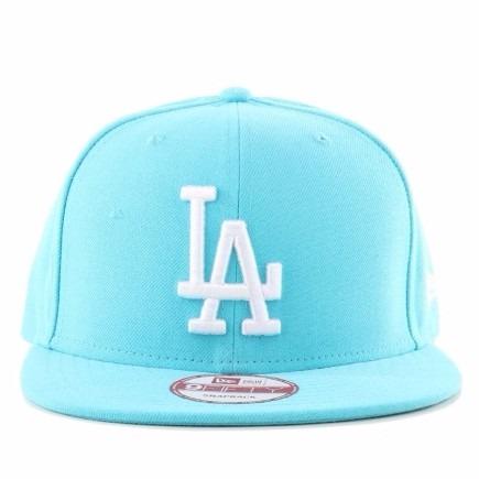 9af637ce3e82e Boné Aba Reta La Original Los Angeles Dodgers Azul Bebe - R  169