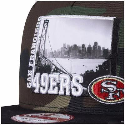 00d94222dc1ab Boné Aba Reta New Era San Francisco 49ers - Snapback - Adult - R ...