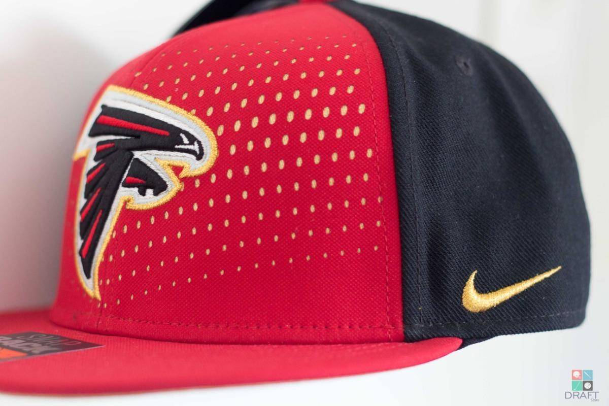 e4cf9f24b8c9e Boné Aba Reta Nfl Atlanta Falcons Nike Matt Ryan Julio Jones - R ...