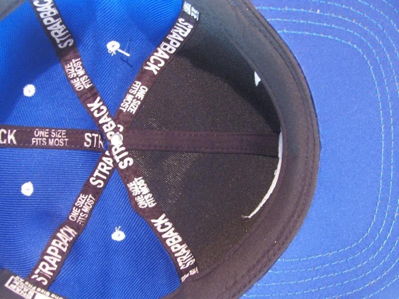 boné aba reta nike azul logo branco snapback bone. Carregando zoom. 3f0e14c8f24