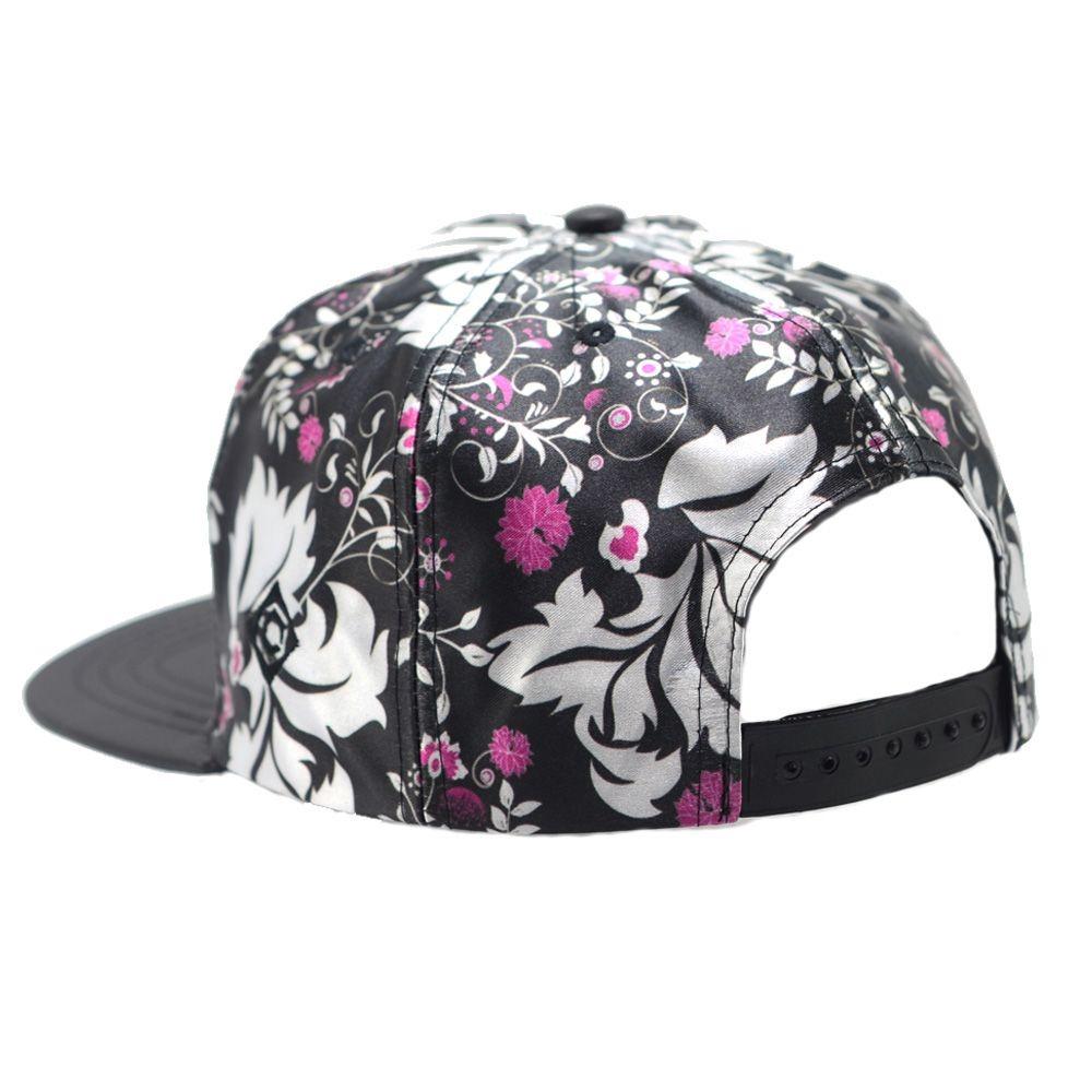 boné aba reta overhead floral d. Carregando zoom. 2a42d004247