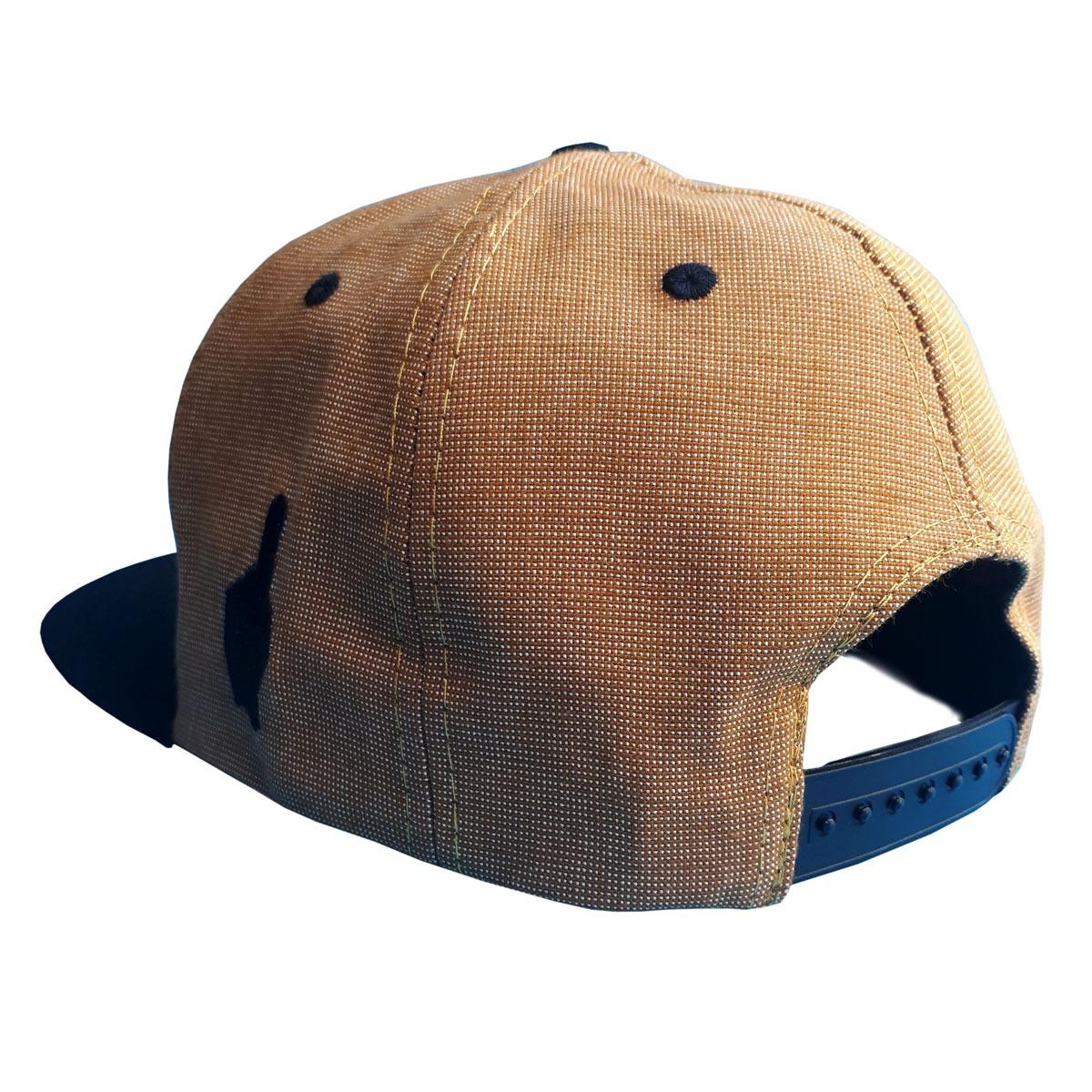 ba69c3fdd1cbc boné aba reta personalizado futebol snapback esporte hat. Carregando zoom.