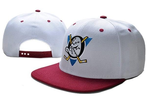 Boné Aba Reta Snapback Hockey Nhl Anaheim Ducks - R  74 093c0764de2