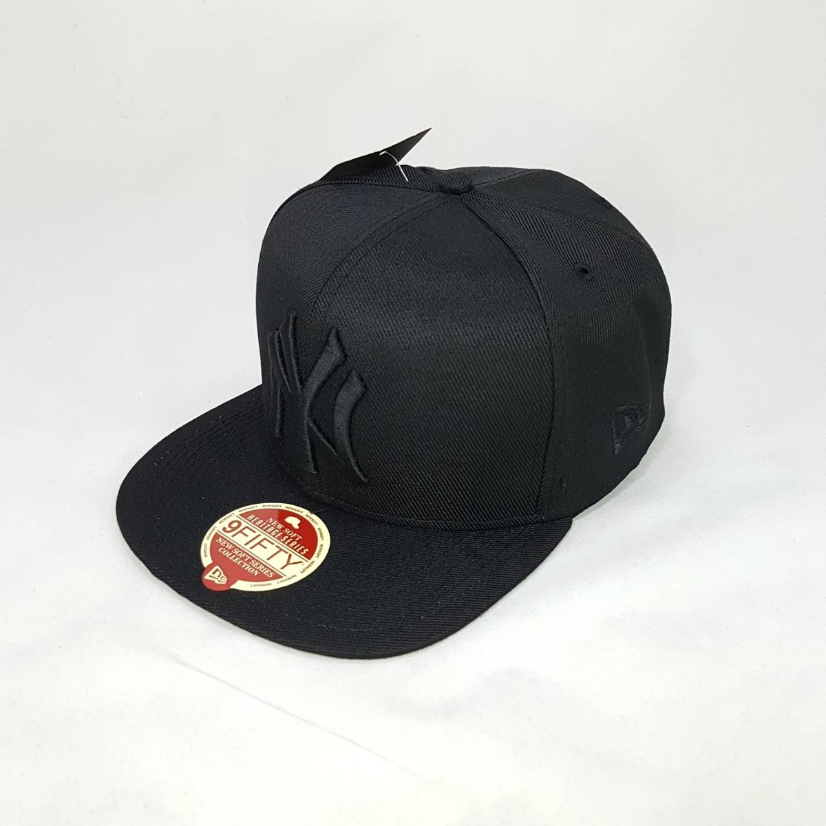 Boné Aba Reta Snapback Ny New York Yankees Baseball Preto - R  39 ac1be382cdb