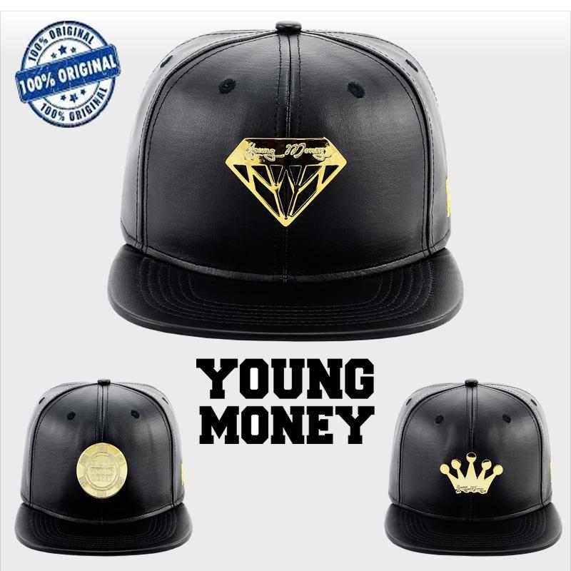boné aba reta snapback young money ym preto diamante coroa. Carregando zoom. 05ca035a9a3
