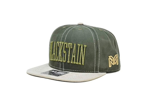 bone aba reta strapback blackstain ab3037/3 young money