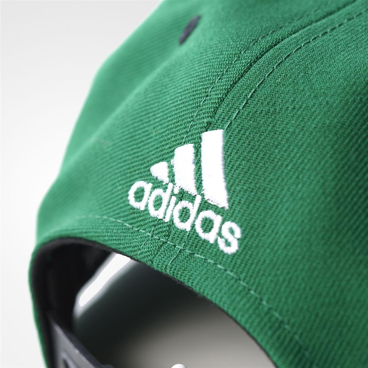 269de0f1283a0 bone adidas aba reta flat nba boston celtics original com nf. Carregando  zoom.