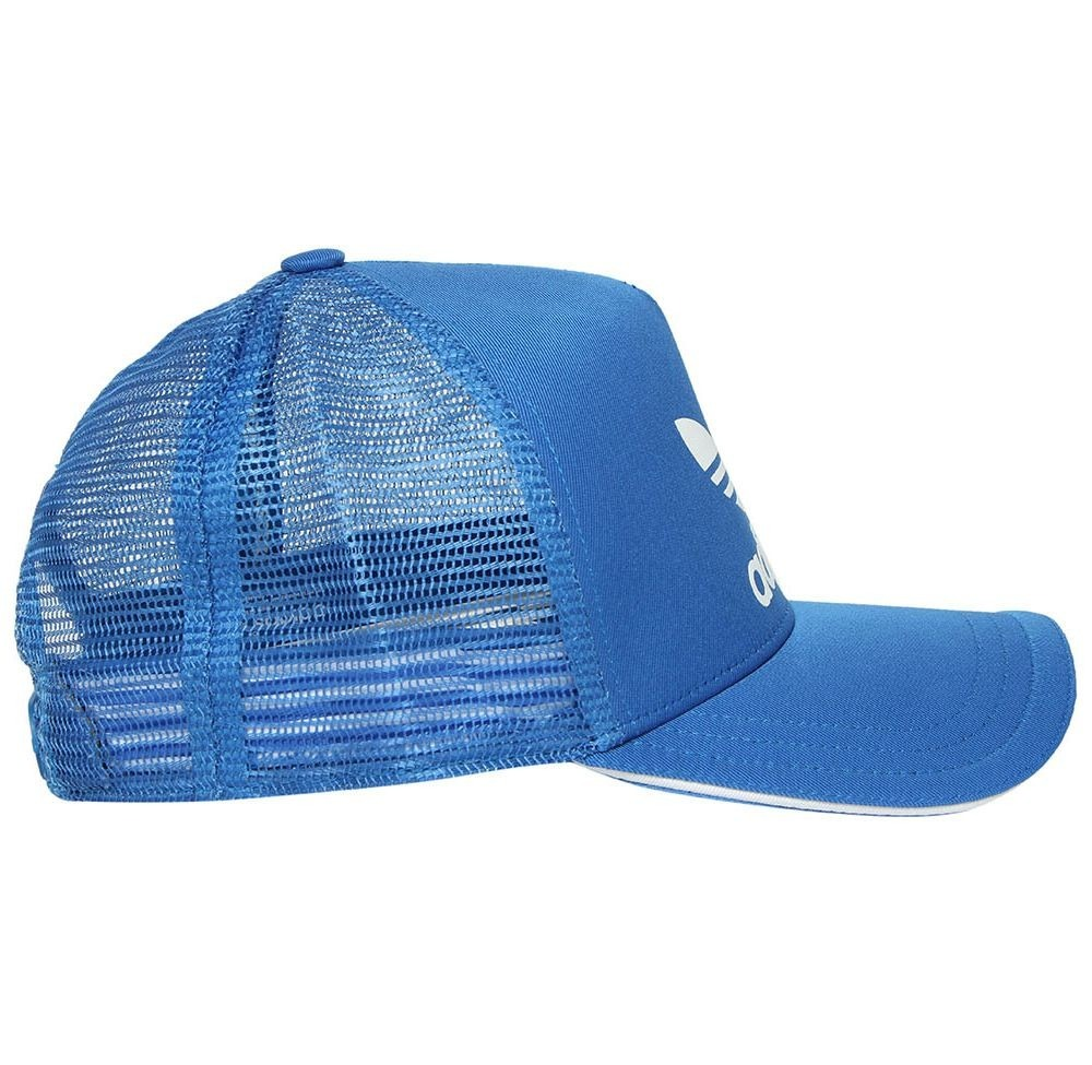 on sale ac947 ed9b3 boné adidas ac trucker masculino bone azul. Carregando zoom.