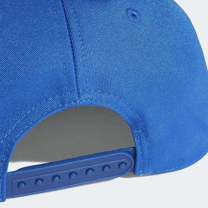 boné adidas azul aba reta snapback tamanho unico. Carregando zoom. d32781fdc14