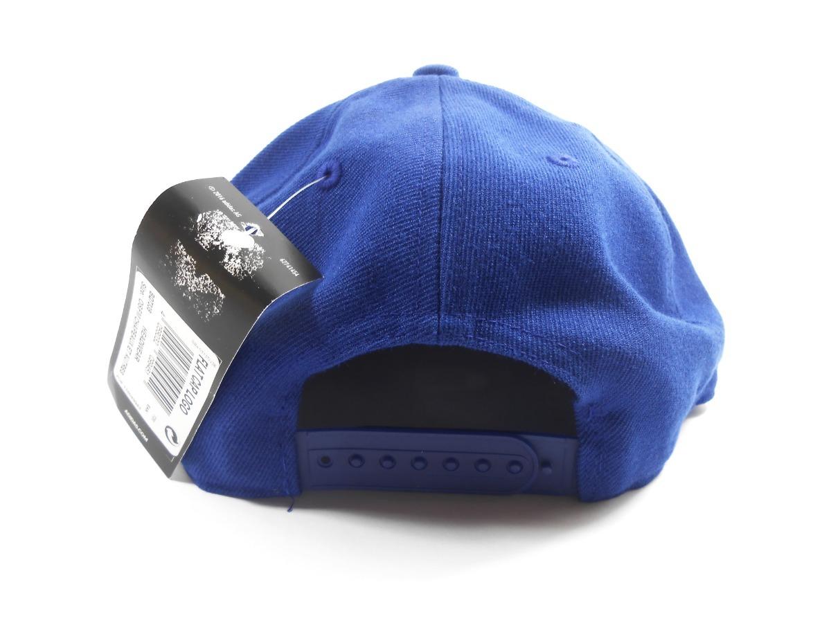 boné adidas azul escuro osfm snapback. Carregando zoom. 66cf1dc1a04