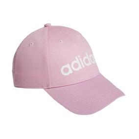 6056879cd7 Bone Feminino Rosa Adidas no Mercado Livre Brasil