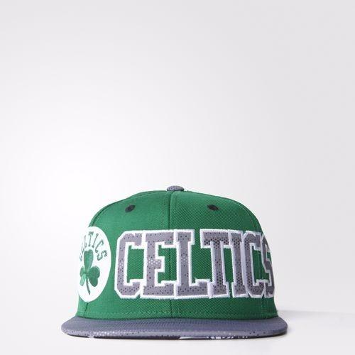 Boné adidas Flat Boston Celtics Aba Reta - Promoção - R  86 e705ade5763