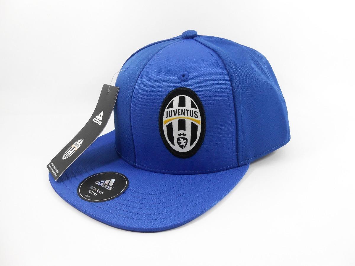 boné adidas juventus football club azul. Carregando zoom. 228b09ce3fd