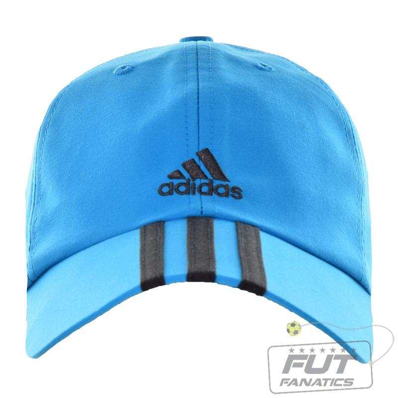 boné adidas microfibra 3s ess azul - futfanatics. Carregando zoom. de8cafaf292