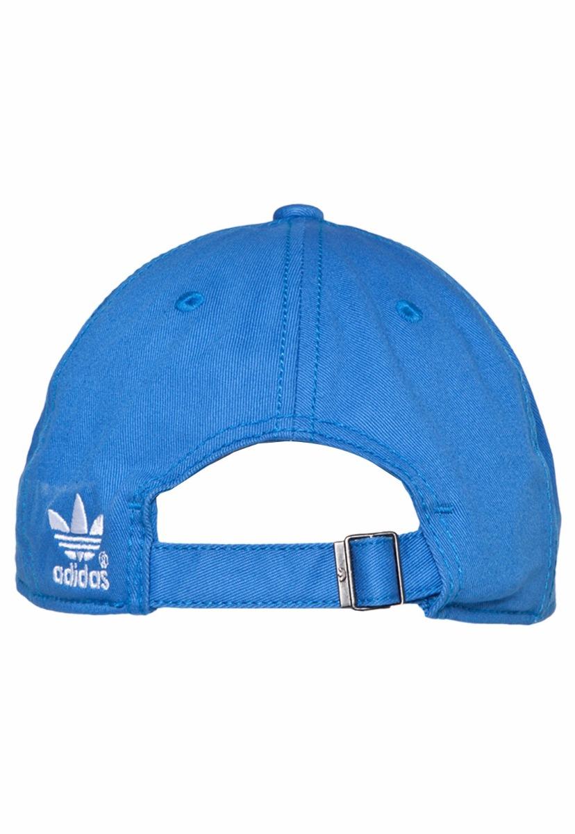 boné adidas originals ac classic azul m30632. Carregando zoom. c501d984046