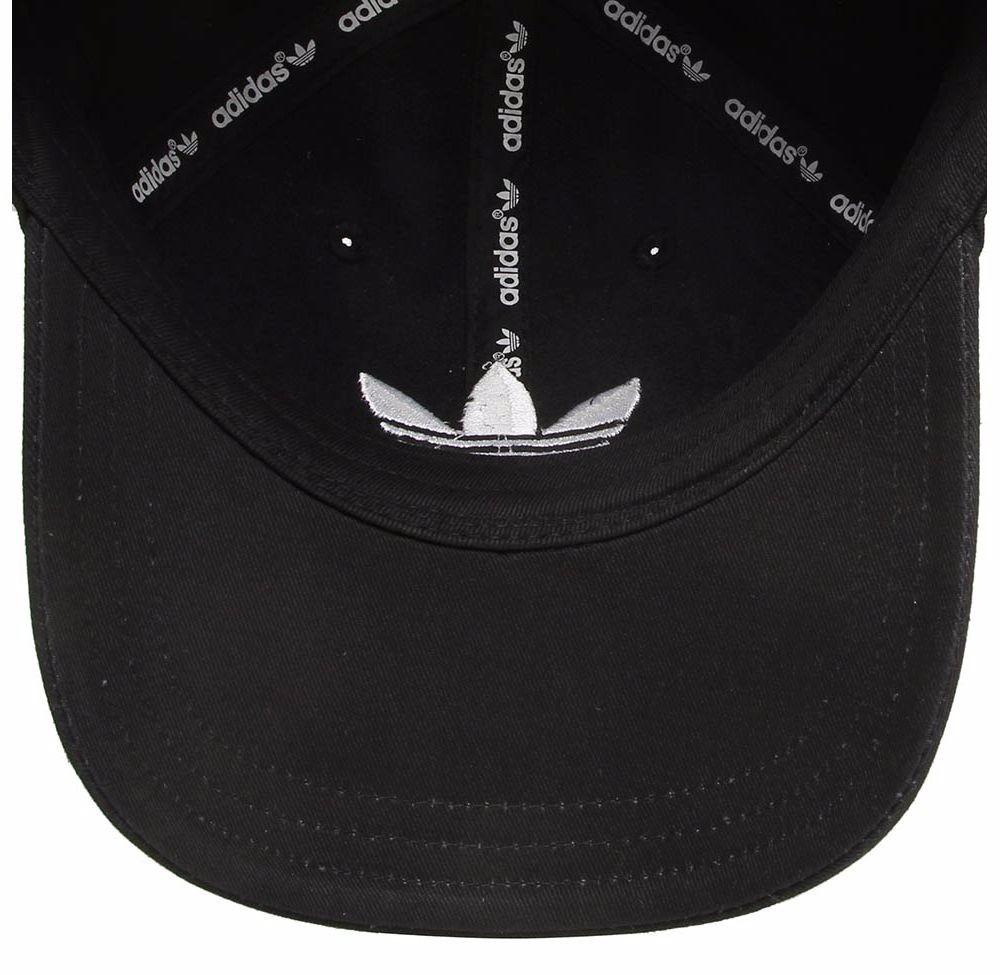 99c40d6c2da1b boné adidas originals - ac classic - preto - faith sports. Carregando zoom.
