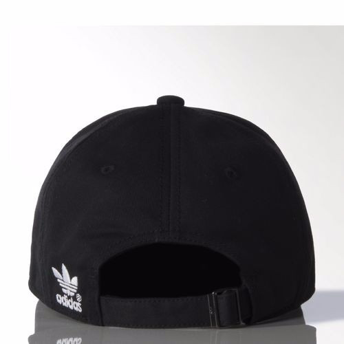 Boné adidas Originals - Ac Classic - Preto - Faith Sports - R  49 fd15698a805