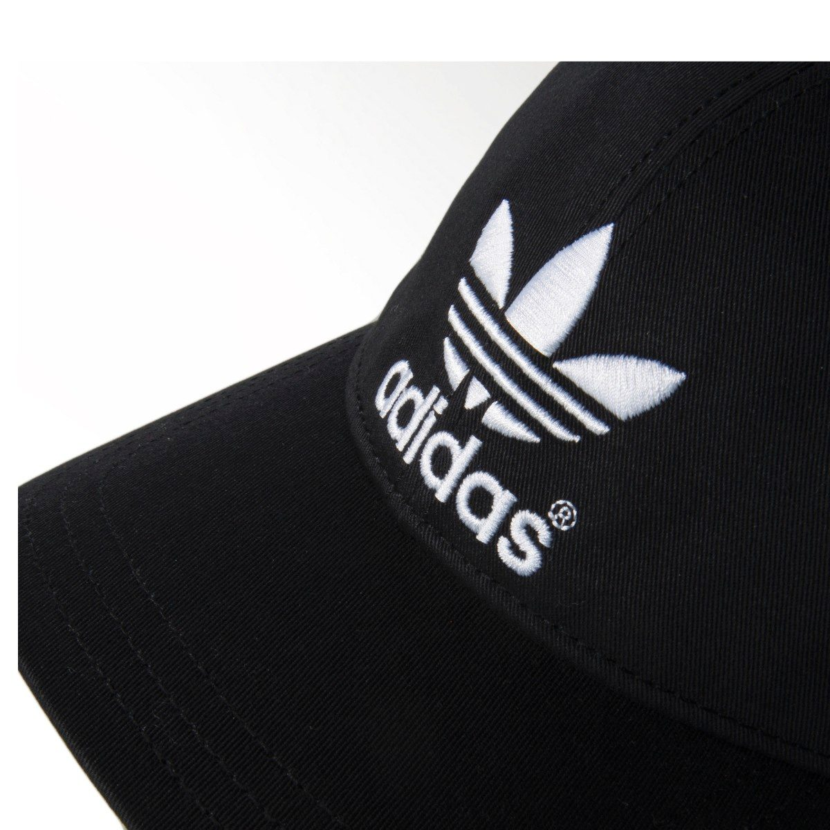 boné adidas originals - ac classic - preto - faith sports. Carregando zoom. e008c7b3017