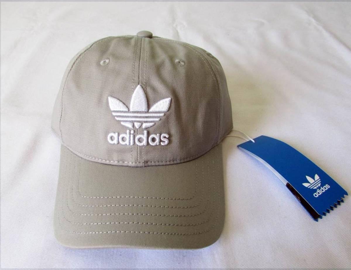 a488c1a7cd711 boné adidas originals trefoil cap classic dad hat aba curva. Carregando  zoom.