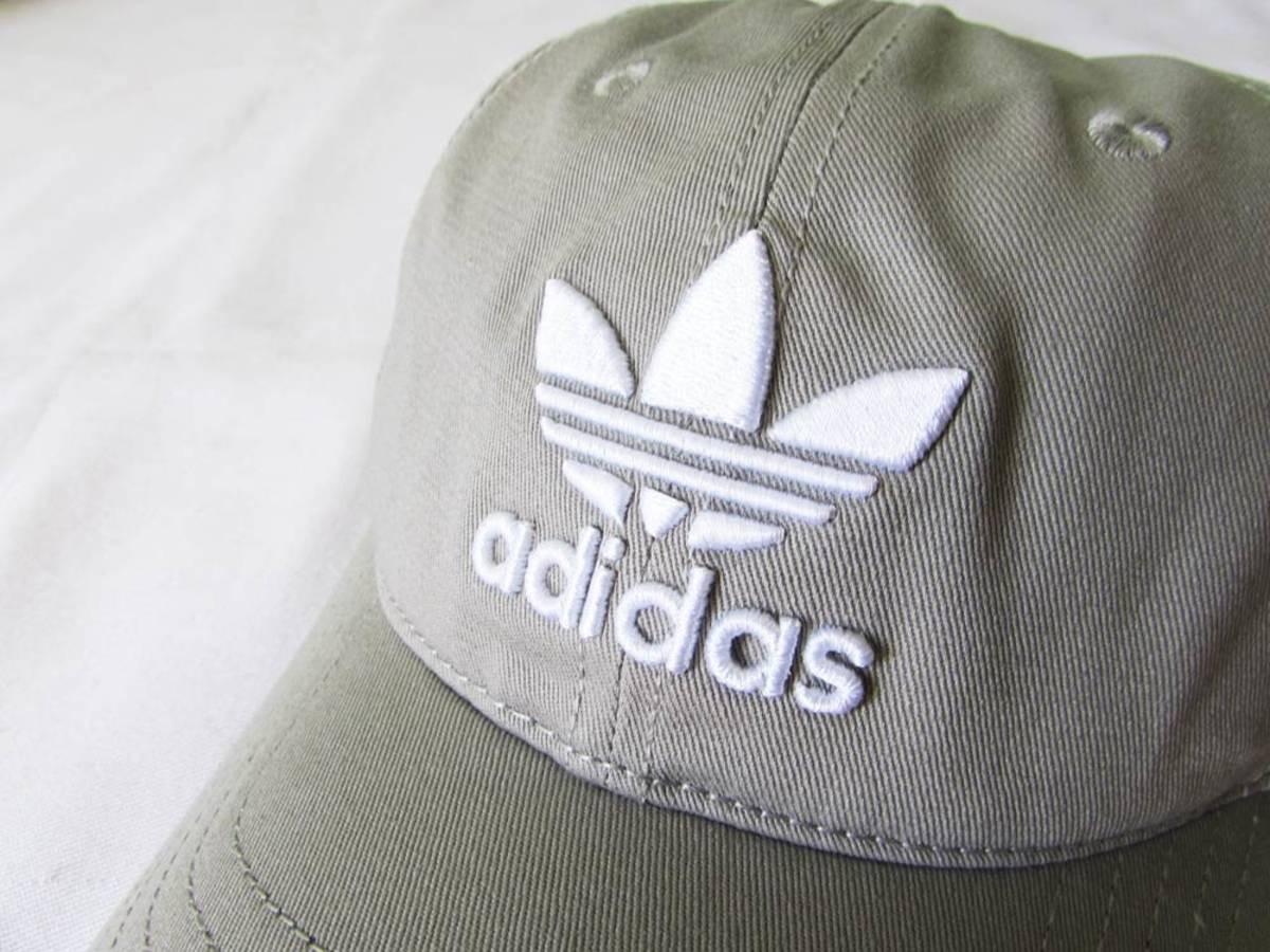 5835a18ee boné adidas originals trefoil cap classic dad hat aba curva. Carregando  zoom.