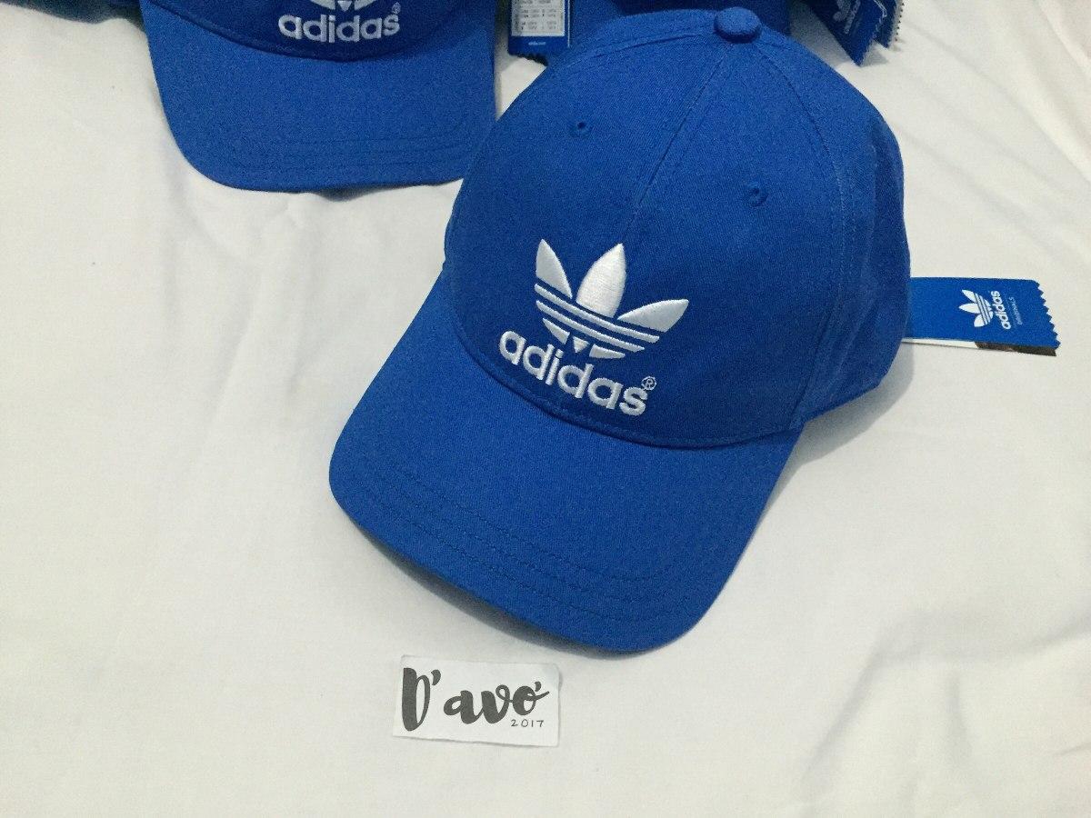 boné adidas originals trefoil classic azul. Carregando zoom. ec283ad1582