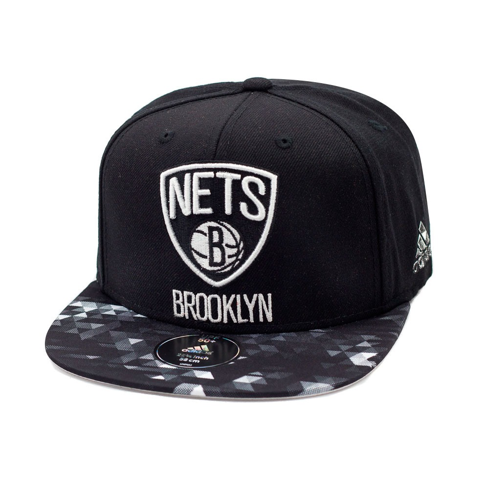 88e4c50ad boné adidas snapback brooklyn nets - nba. Carregando zoom.