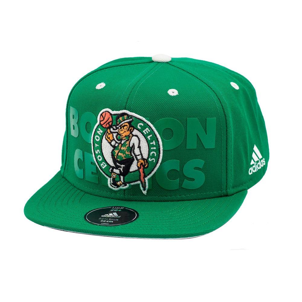 8e1833d206264 boné adidas snapback flatcap boston celtics - nba. Carregando zoom.