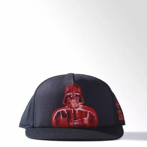 Boné adidas Star Wars Darth Vader Infantil Original 1magnus - R  60 ... 5e75a2a7cc9