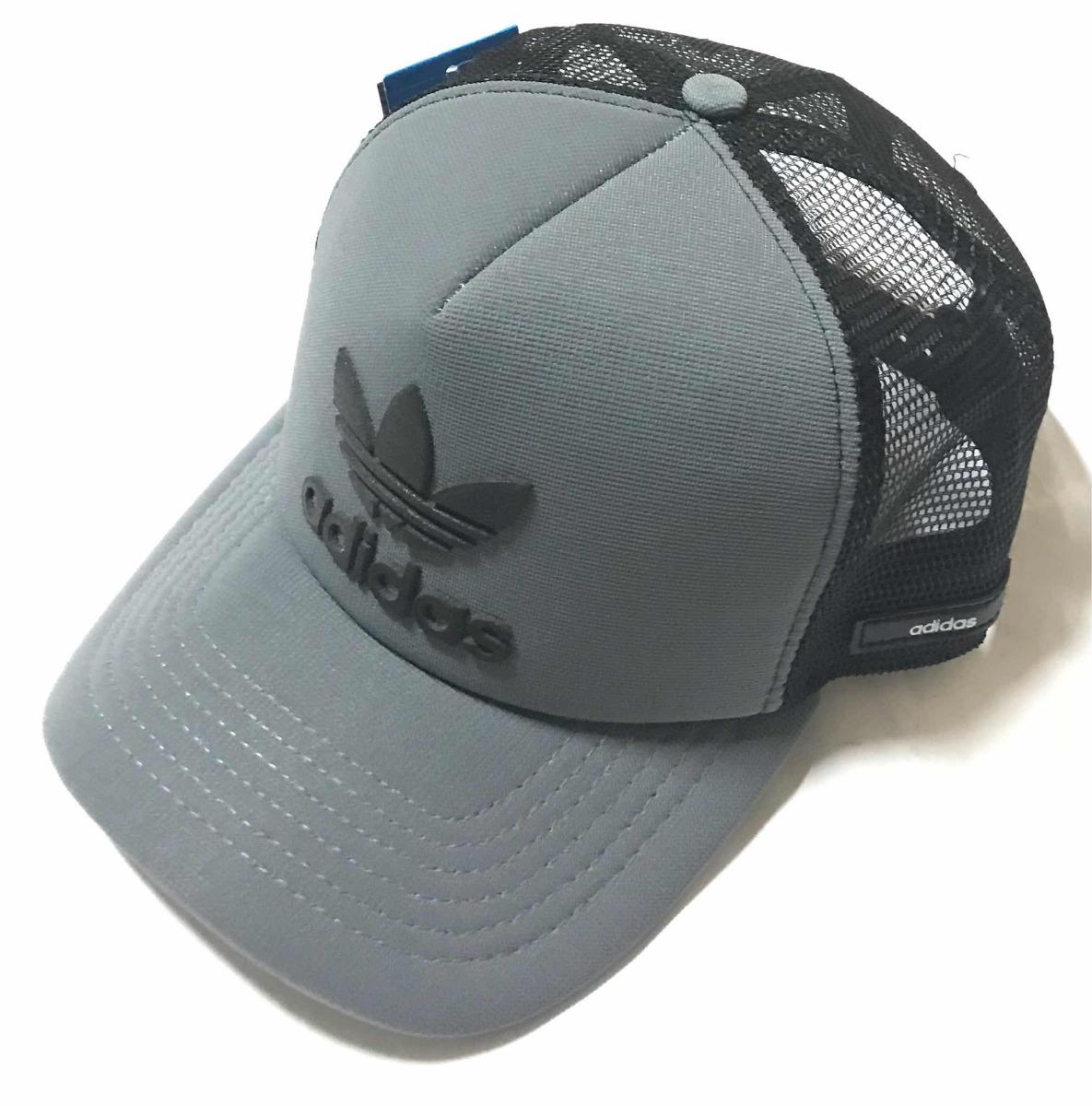 00ab4e5fa3 Boné adidas Trucker Masculino Prime Top Snapback - R$ 54,99 em ...