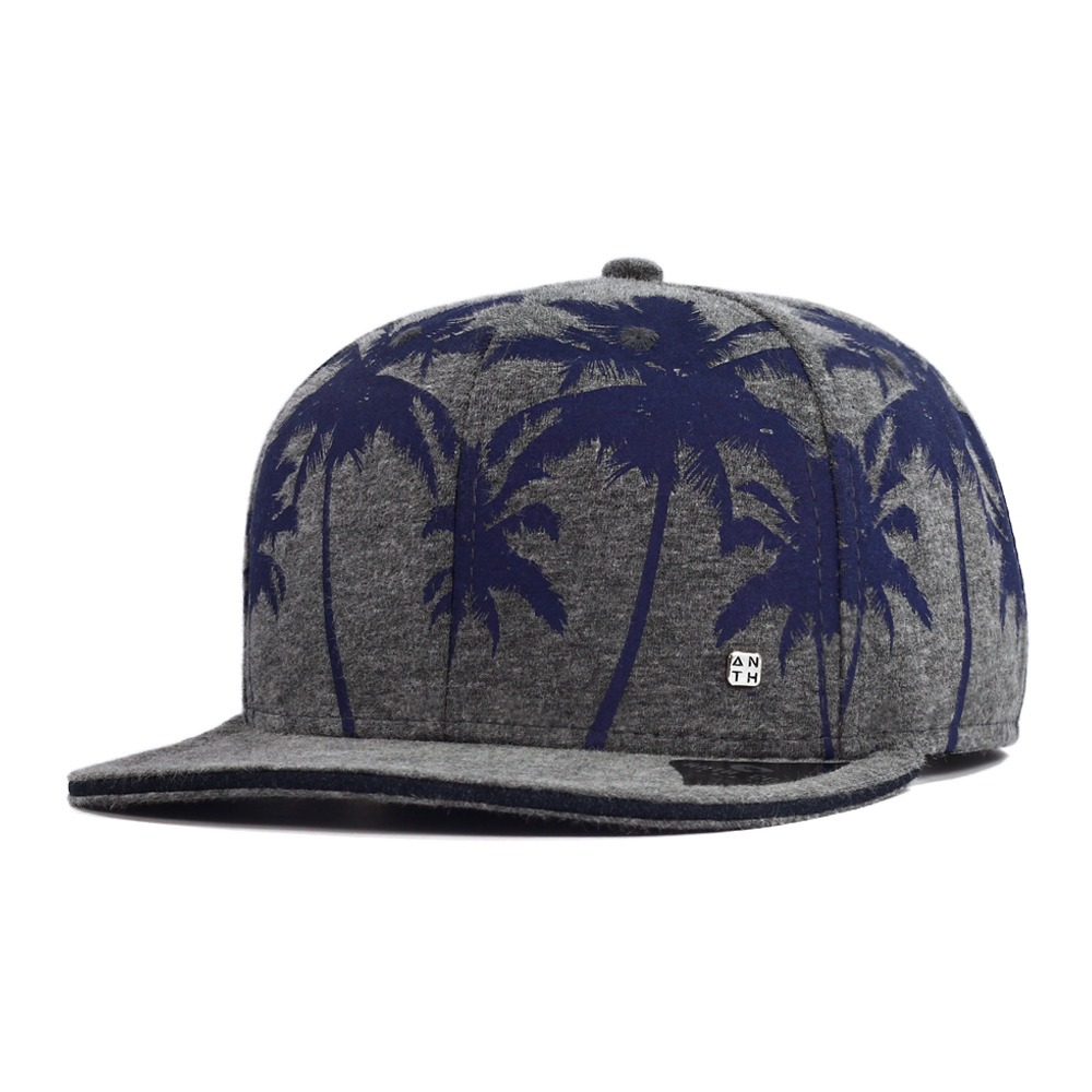 62d52b023916c Boné Anth Co. Palm Aba Reta Snap Back Nike Hurley Ny 7424 - R  37